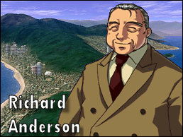 Trauma Center 1 - Richard Anderson