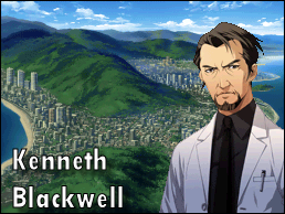 Trauma Center 2 - Kenneth Blackwell