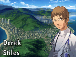 Trauma Center 2 - Derek Stiles