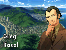 Trauma Center 2 - Greg Kasal