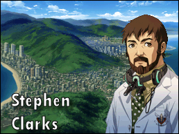 Trauma Center 2 - Stephen Clarks